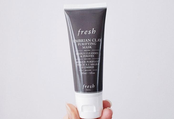 Mặt nạ trị mụn ẩn Fresh Umbrian Clay Purifying Mask