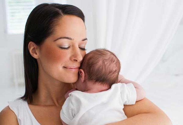 """Nám da sau sinh thực sự là """"cơn ác mộng"""" của mọi bà mẹ"""