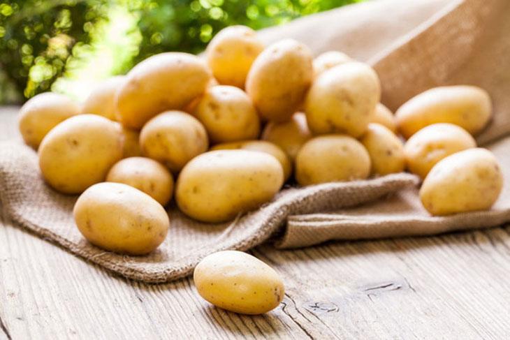 Khoa tây chứa nhiều chất chống oxy hóa, thích hợp điều trị rạn da sau sinh