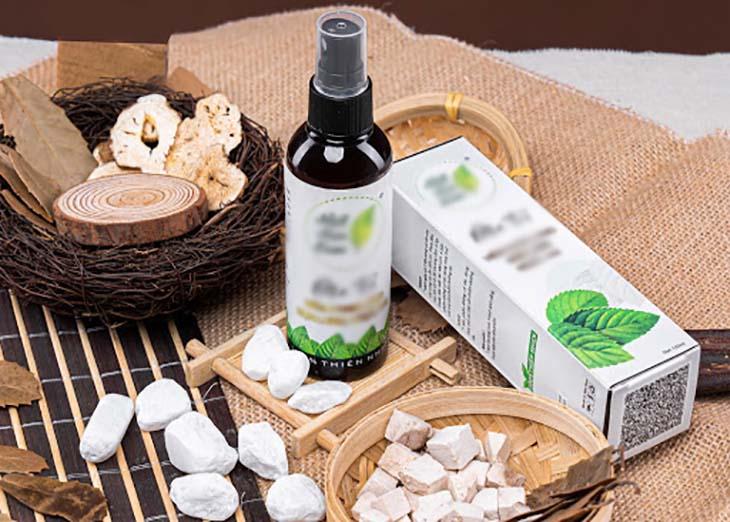 Thảo dược Đông y thường được bào chế thành những loại chế phẩm sử dụng điều trị rạn da sau sinh an toàn