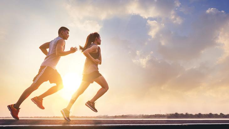 Thường xuyên vận động, luyện tập thể thao để tránh bị rối loạn cương dương ở tuổi dậy thì