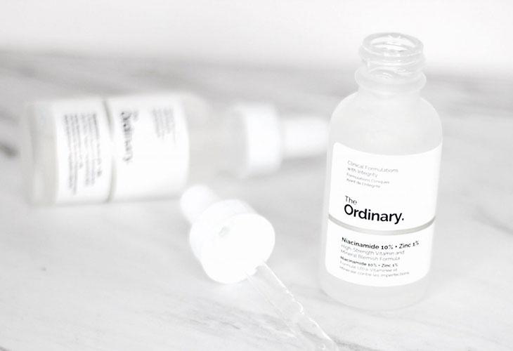 Serum The Ordinary trị mụn thâm cho da dầu