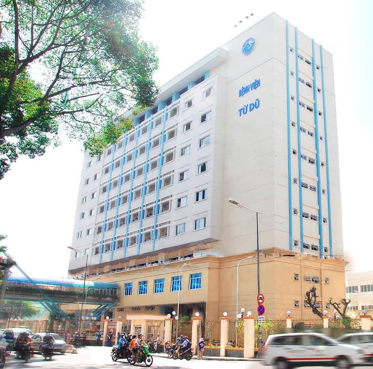 Siêu âm lạc nội mạc tử cung ở Bệnh viện Từ Dũ