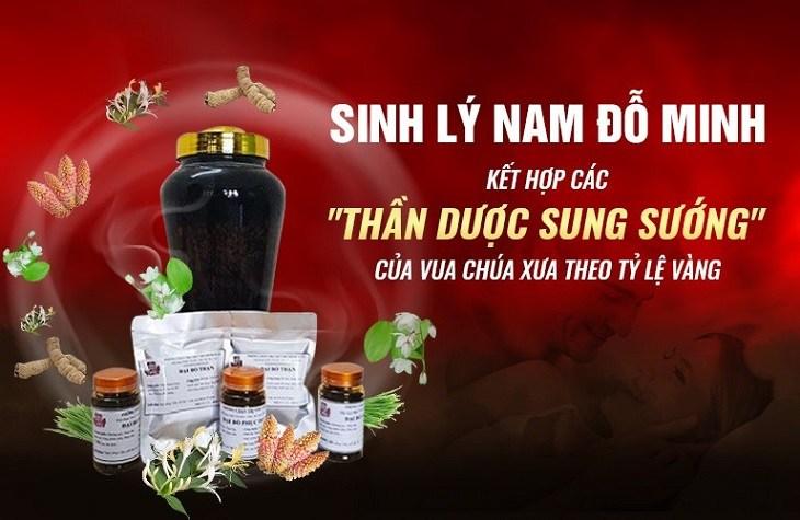 """Sinh lý nam Đỗ Minh kết hợp các """"thần dược sung sướng"""" của vua chúa xưa"""