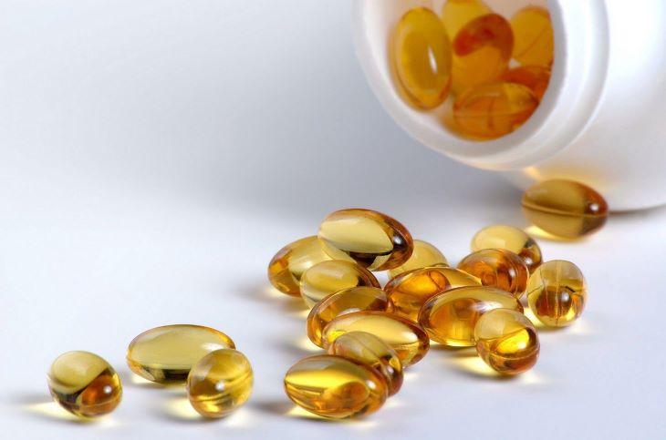 Sản phẩm có chứa vitamin E giúp cấp ẩm làm mềm da hiệu quả