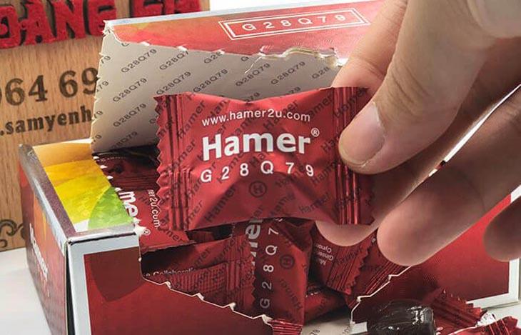 Viên ngậm Hamer giúp chữa trị liệt dương an toàn và hiệu quả