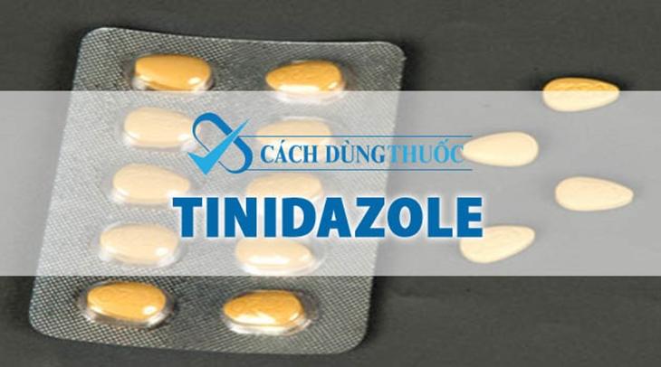 Tinidazole cũng là loại thuốc được dùng để điều trị vi khuẩn hp