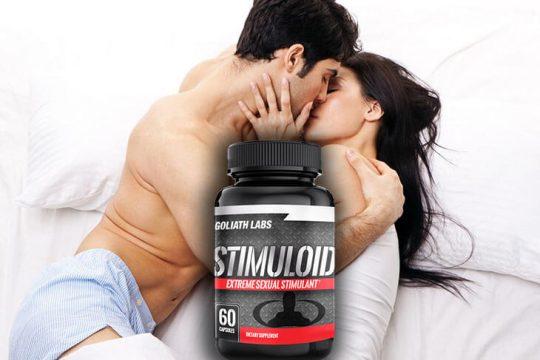 Thuốc trị xuất tinh sớm Stimuloid giúp cánh mày râu tự tin hơn trong mỗi cuộc yêu