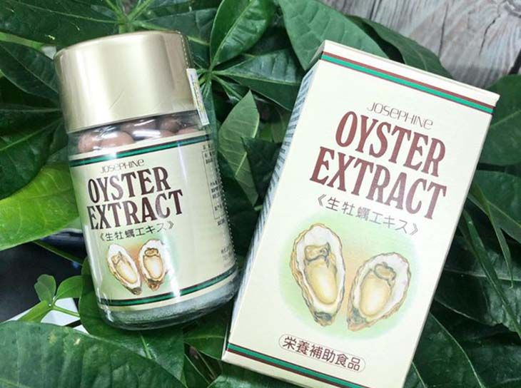 Thuốc trị xuất tinh sớm của Nhật Josephine Oyster Extract