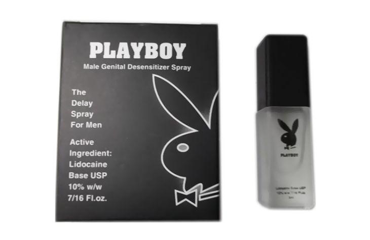 Thuốc chống xuất tinh sớm của Mỹ Playboy dạng xịt
