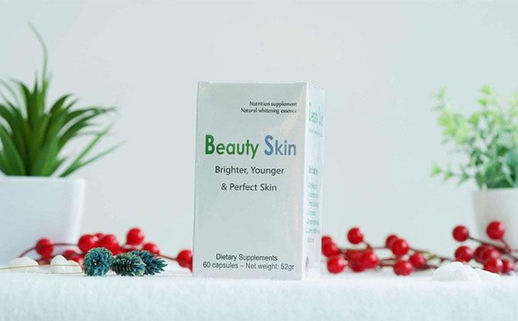 Beauty Skin là thuốc trị tàn nhang hiệu quả, an toàn cho làn da của phái đẹp