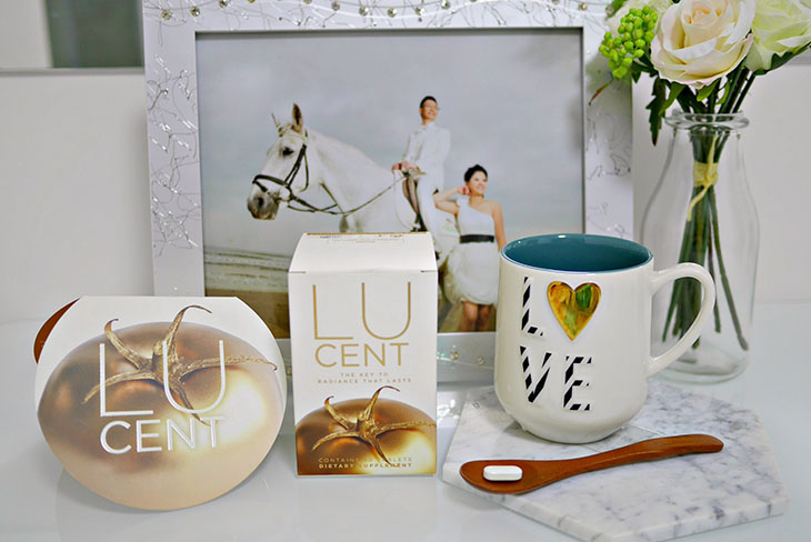 Thuốc uống trị tàn nhang Lucent Beauty In Every Tablet