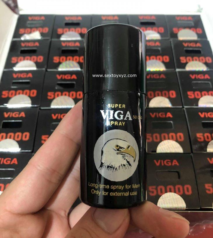 Viga 50000 là thuốc chống xuất tinh được tin dùng nhiều nhất tại Đức