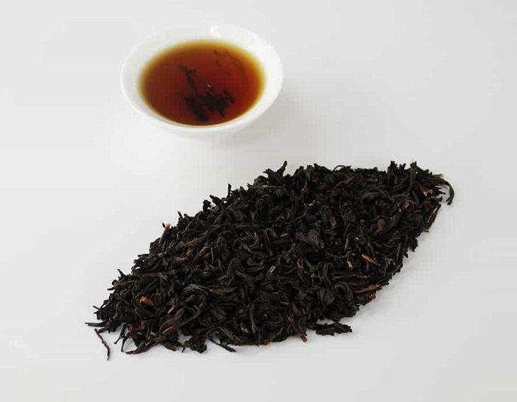 Trà đen giúp giảm rạn da hiệu quả