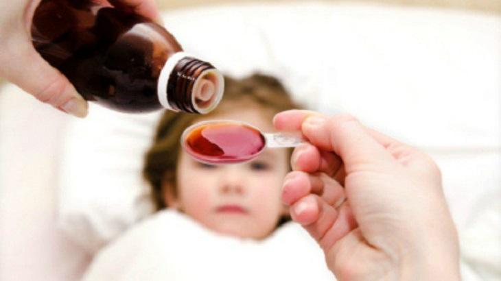Paracetamol bào chế dưới dạng siro giúp trẻ sử dụng dễ dàng hơn