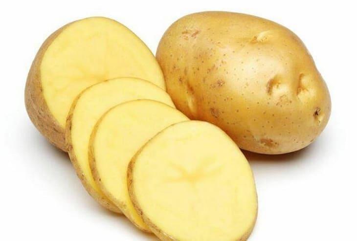 Khoai tây và rau diếp cá có tác dụng rất tốt đối với da