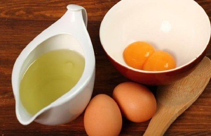 Cách trị nám da bằng dầu dừa và trứng gà giúp nuôi dưỡng da từ sâu bên trong