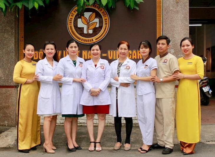 Trung tâm Da liễu Đông y Việt Nam cơ sở phía Nam là địa chỉ thăm khám và điều trị bệnh da liễu uy tín