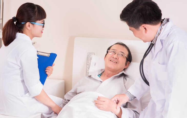 Cần chăm sóc bệnh nhân sau khi mổ cẩn thận