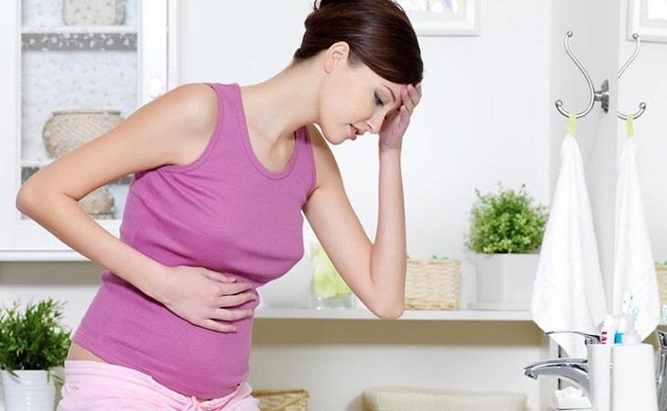 Viêm loét dạ dày khi mang thai do thay đổi nội tiết tố bên trong cơ thể
