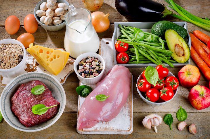 Chế độ dinh dưỡng hợp lý không những giúp cơ thể khỏe mạnh mà còn hỗ trợ điều trị bệnh