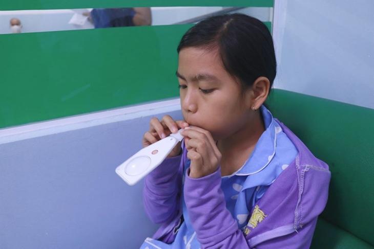 Test HP qua hơi thở phù hợp với nhiều đối tượng khác nhau, kể cả trẻ em
