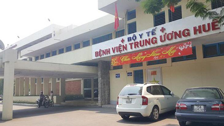 Người bệnh ở miền Trung có thể làm xét nghiệm tại Bệnh viện Trung ương Huế