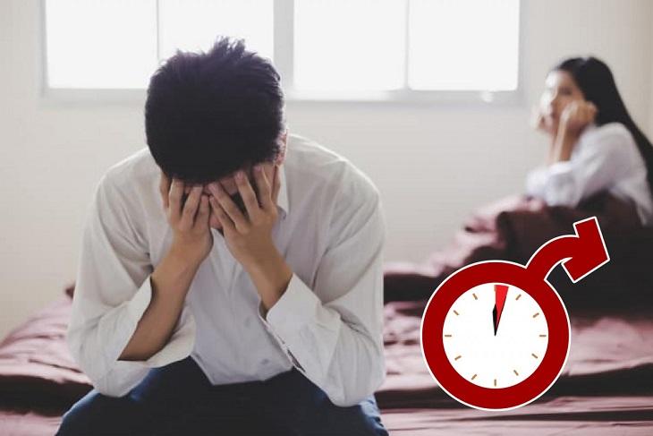 Xuất tinh sớm ở đàn ông là tình trạng phổ biến trong sinh hoạt tình dục.
