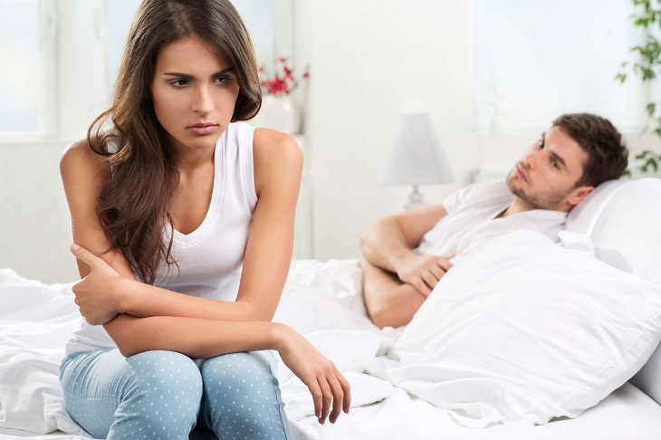 Xuất tinh sớm gây ảnh hưởng tới hạnh phúc gia đình
