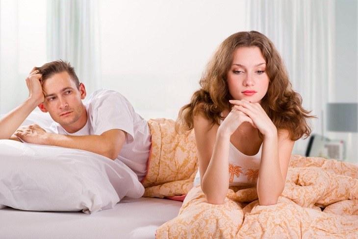 Bệnh yếu sinh lý có thể xảy ra ở cả nam và nữ