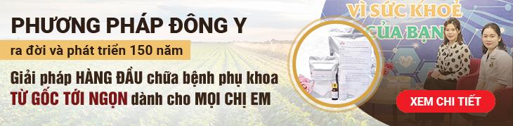 Bài thuốc phụ khoa Phụ Khang Đỗ Minh