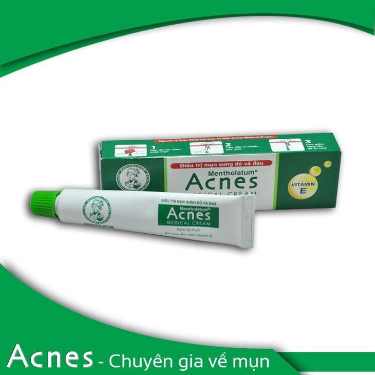 Kem Acnes Medical Cream đem lại lợi ích gì cho người dùng?