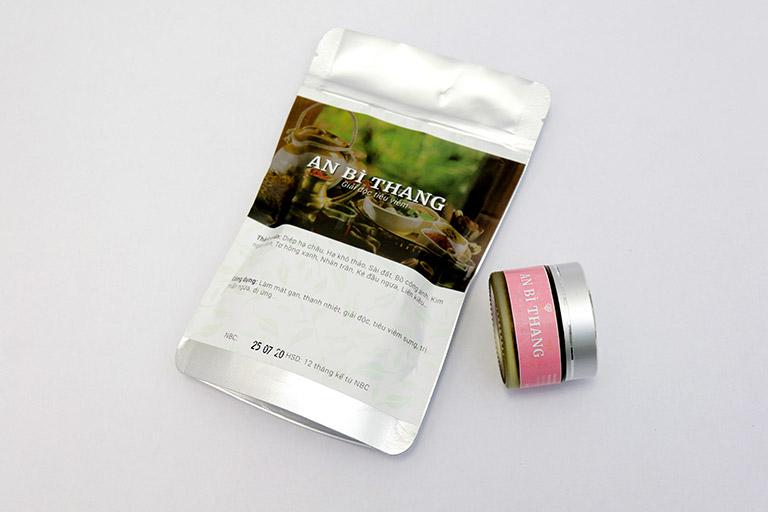 Bài thuốc An Bì Thang được bào chế dạng cao bôi, cao uống bà thuốc ngâm rửa tiện dụng