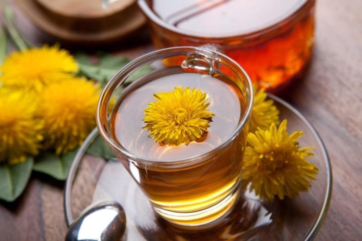 Sử dụng trà bồ công anh có tác dụng gì cho sức khỏe?