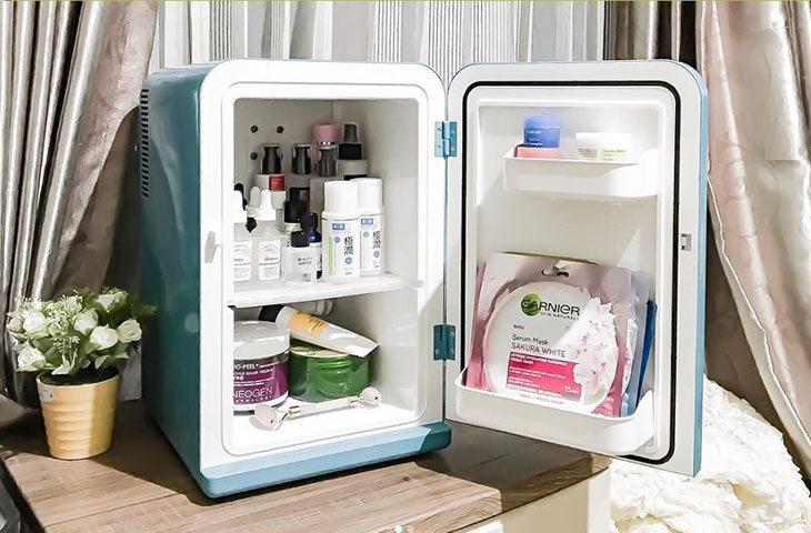 Không nhất thiết phải bảo quản các sản phẩm của Some By Mi trong tủ lạnh