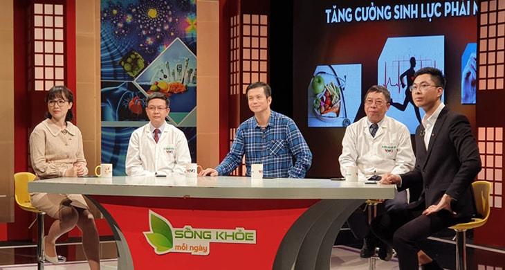 Bài thuốc Sinh lý nam Đỗ Minh được giới thiệu trên VTV2