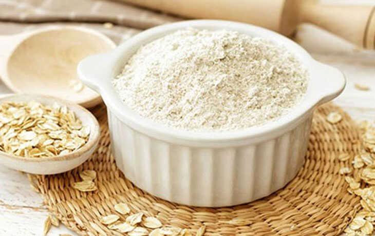 Cách trị tàn nhang bằng dầu dừa và bột yến mạch giúp chăm sóc da từ sâu bên trong