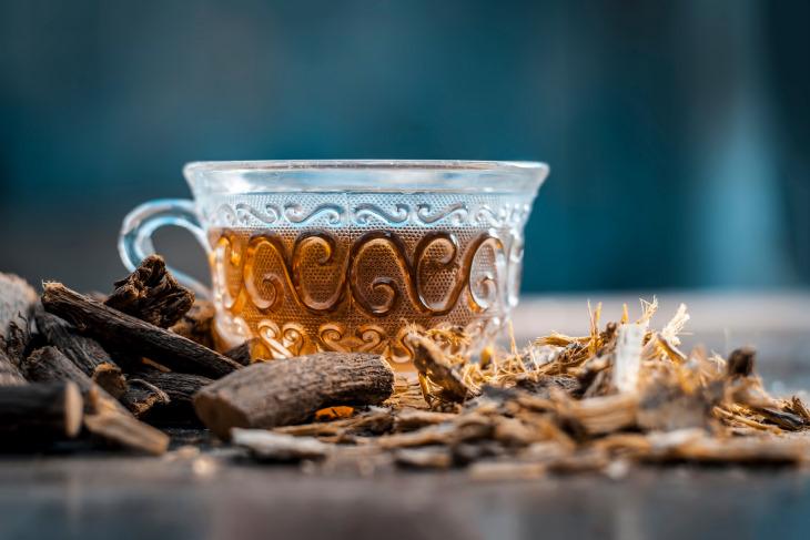 Sử dụng cam thảo mang lại nhiều lợi ích cho sức khỏe