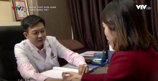 chuyên gia tư vấn chữa viêm họng, viêm amidan