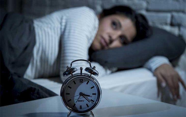 Mất ngủ có thể được cải thiện khi dùng đông trùng hạ thảo ăn ngủ ngon