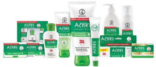 Kem trị mụn acnes của Nhật có tốt không?