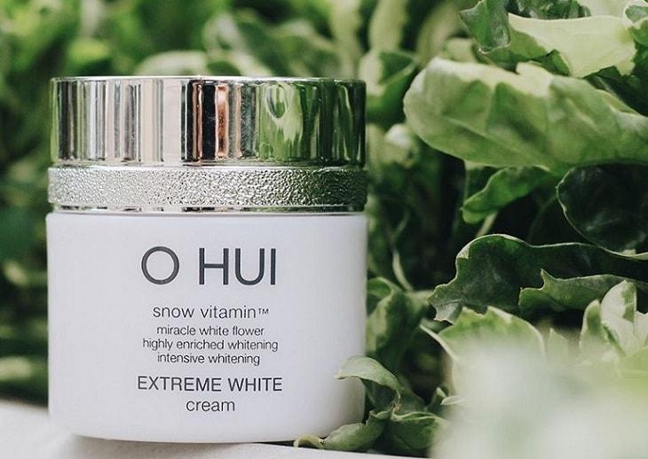 Kem trị nám tàn nhang Hàn Quốc Ohui Extreme White Cream