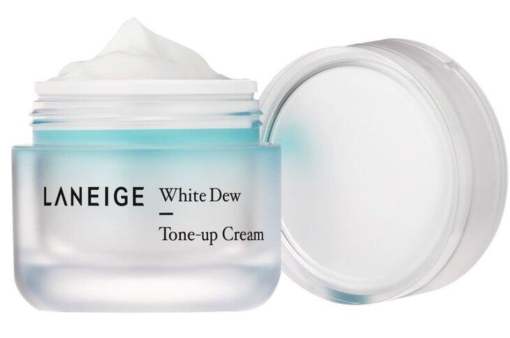 Sản phẩm kem dưỡng White Dew Tone-up Cream của Laneige