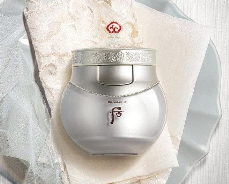 Kem trị nám tàn nhang Hàn Quốc - Whoo Whitening & moisture cream