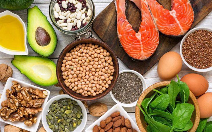 """Thực phẩm giàu acid béo sẽ giúp cải thiện nước nôi của """"cô bé"""""""