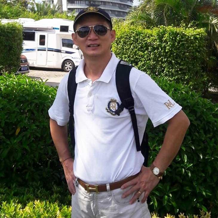 Anh Lê Văn Dũng (37 tuổi, Hòa Bình) chia sẻ kinh nghiệm chữa viêm họng mãn tính