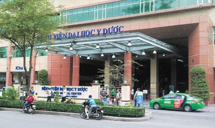 Chữa trào ngược dạ dày ở bệnh viện Đại học Y dược thành phố Hồ Chí Minh