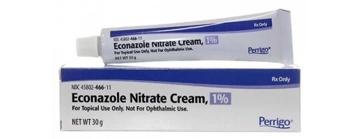 Thuốc trị hắc lào Econazole