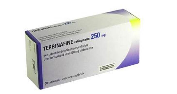Thuốc Terbinafineviên uống
