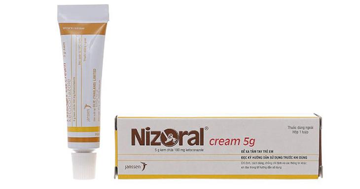 Thuốc kháng nấm Nizoral